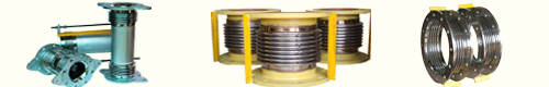 Axial Expansion Joints, Universal Expansion Joints, Rubber Expansion Joints
